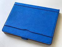 """Универсальный чехол книжка sCase Nebraska для планшета 9.7"""" - 10.1"""" Blue"""