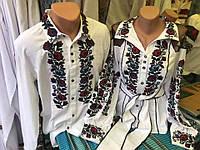 """Парні вишиті сорочки """"Міранда"""""""