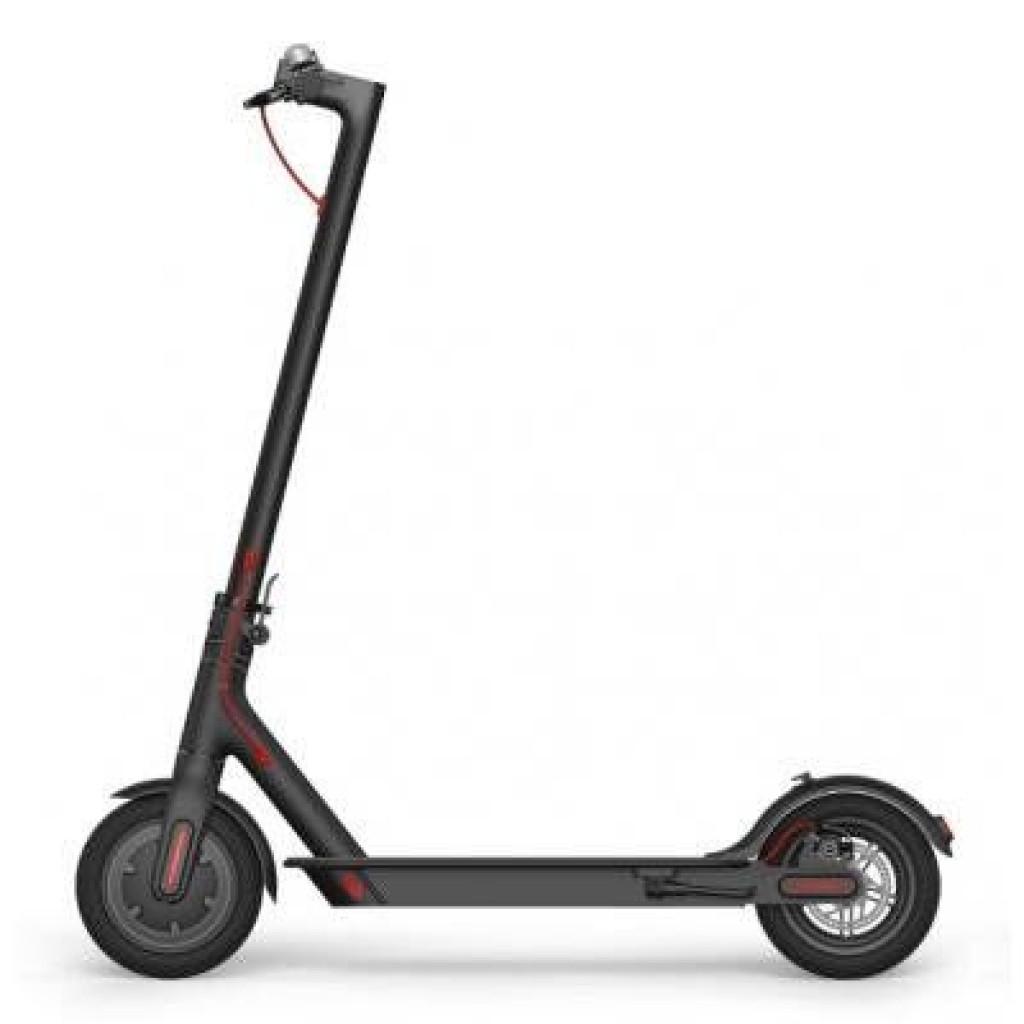 Электросамокат Xiaomi Mi Jia Electric Scooter Black (FBC4001CN / FBC4004gl)