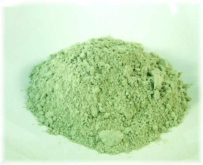 Косметическая зеленая глина 200 грамм