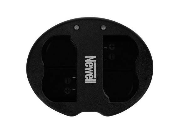 Подвійне зарядний пристрій Newell Dual USB для EN-EL15, фото 2