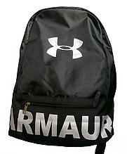 Рюкзак спортивный черный 044S