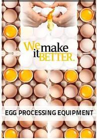 Оборудование для переработки яиц OVO-TECH