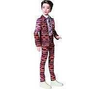Кукла мальчик Чимин БТС BTS Jimin Idol Doll Mattel Beyond the Scene