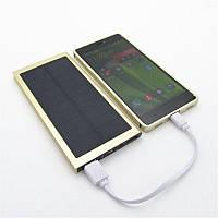 Мобильная зарядка POWER BANK Solar 89000 mAh, Внешний аккумулятор, Внешняя солнечная батарея павер банк