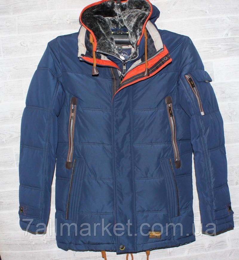 """Куртка юниор зимняя W.S на холлофайбере на мальчика, размеры 40-48 (2цв) """"LUCK"""" недорого от прямого поставщика"""