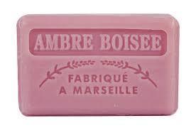 Марсельское мыло 125 г FOUFOUR янтарь