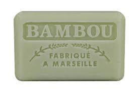 Марсельское мыло 125 г FOUFOUR Бамбук