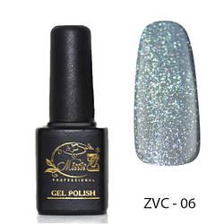 Гель-лак «Хамелеон» ZVC-(01-06) 6