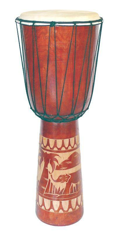 Барабан резной, 60 см. 15207