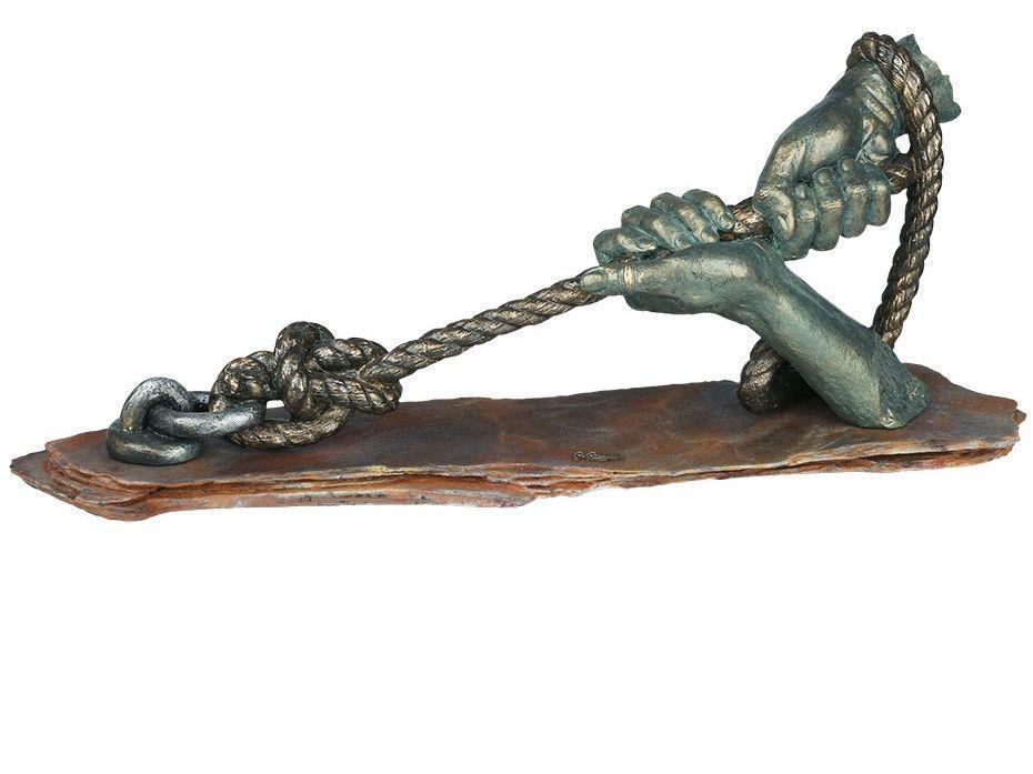 Скульптура Anglada «Сила», 66х18х28 см. 406a