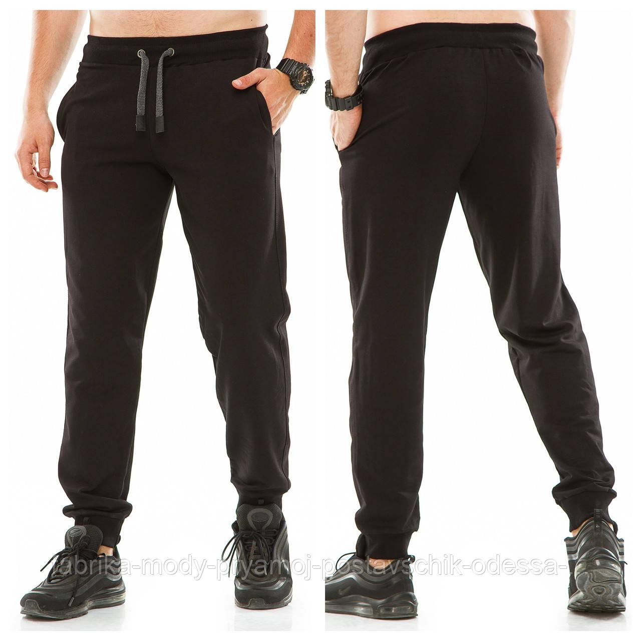 Мужские спортивные штаны р48-54 манжет