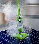 H2O Mop X5 Паровая швабра, мощный пароочиститель, фото 6