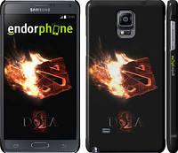 "Чехол на Samsung Galaxy Note 4 N910H Dota 2 on black ""626c-64"""