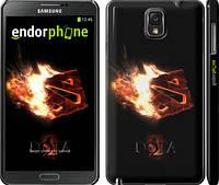 "Чехол на Samsung Galaxy Note 3 N9000 Dota 2 on black ""626c-29"""