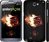 "Чехол на Samsung Galaxy Note 2 N7100 Dota 2 on black ""626c-17"""