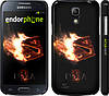 "Чехол на Samsung Galaxy S4 mini Dota 2 on black ""626c-32"""