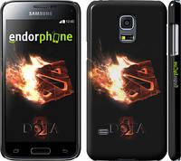 "Чехол на Samsung Galaxy S5 mini G800H Dota 2 on black ""626c-44"""