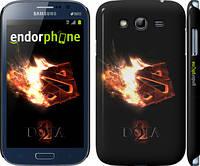 "Чехол на Samsung Galaxy Grand Duos I9082 Dota 2 on black ""626c-66"""