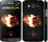 "Чехол на Samsung Galaxy Grand 2 G7102 Dota 2 on black ""626c-41"""