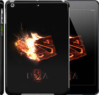 "Чехол на iPad 5 (Air) Dota 2 on black ""626c-26"""