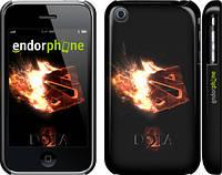 """Чехол на iPhone 3Gs Dota 2 on black """"626c-34"""""""