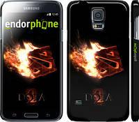 "Чехол на Samsung Galaxy S5 g900h Dota 2 on black ""626c-24"""