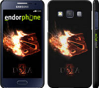 "Чехол на Samsung Galaxy A3 A300H Dota 2 on black ""626c-72"""