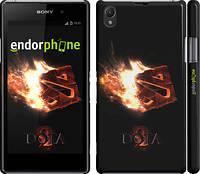 """Чехол на Sony Xperia Z1 C6902 Dota 2 on black """"626c-38"""""""
