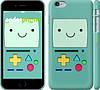 """Чехол на iPhone 6 Plus Adventure time. Beemo """"1209c-48"""""""