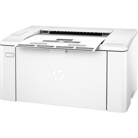 Принтер лазерний чорно - білий HP LaserJet Pro M102a (G3Q34A)