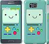 "Чехол на Samsung Galaxy Alpha G850F Adventure time. Beemo ""1209c-65"""