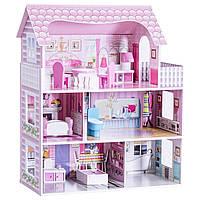 Почему ребенку полезно играть в кукольный домик?