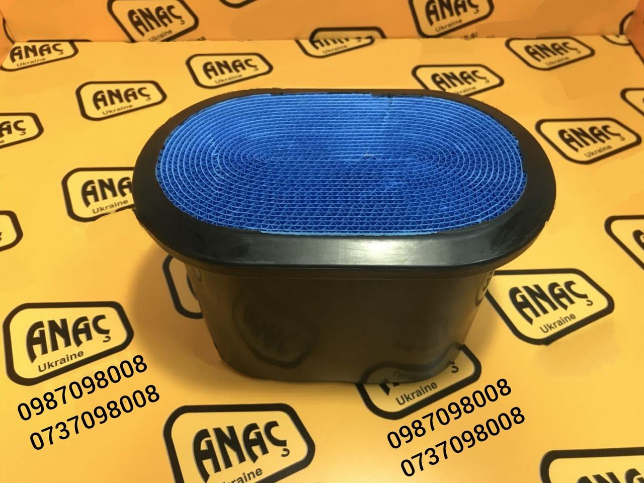 Воздушный фильтр, для очистки от пыли (фильтрования) воздуха, на JCB 3CX, 4CX  номер : 32/925682