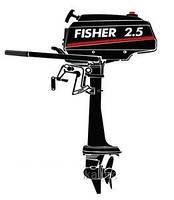 Моторы Fisher
