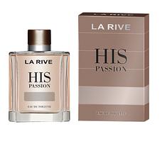 Туалетна вода для чоловіків La Rive His Passion (100 мл)
