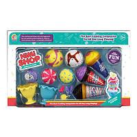 Продукты игрушечные 6632-4  мороженое, Bambi