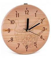 Часы настенные для предбаника 532-Р