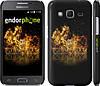 "Чехол на Samsung Galaxy Core Prime G360H World of tanks. Logo ""635c-76"""