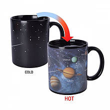 ✅ Чашка хамелеон SOLAR SYSTEM