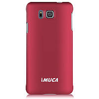 Чехол накладка Imuca Organdy PC case для Samsung Galaxy Alpha/G850