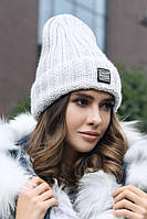 Зимняя женская шапка «Олеум»