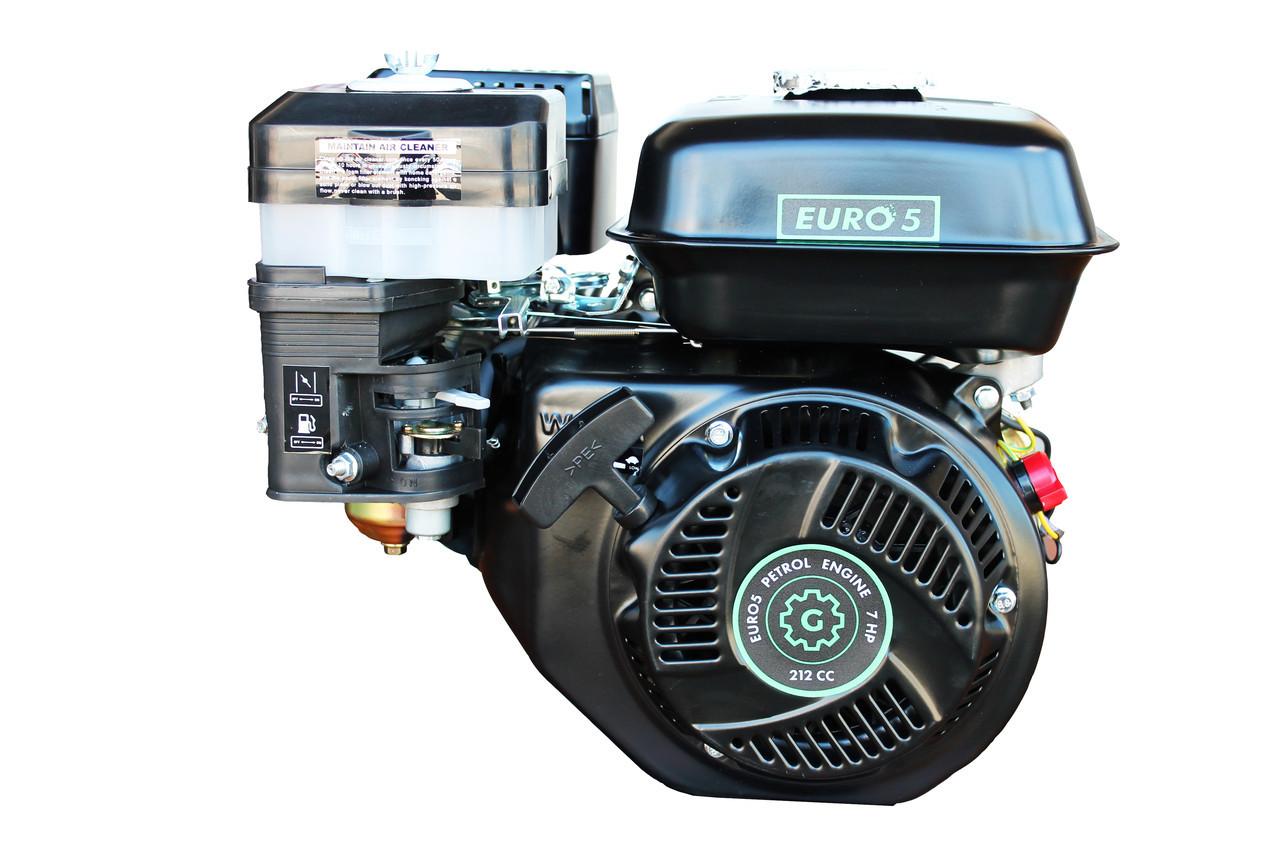 Бензиновый двигатель GW210-S NEW