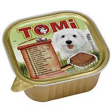 Паштет для собак з ягням Томі TOMi lamb 300 г