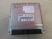 Блок управления двигателем (ЭБУ), 13617789376, BMW X5 (БМВ Икс 5)
