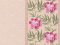 Обои Бумажные  Славянские обои Цветник 658405  10,05х0,53м Розовый 4824033230601
