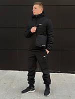 Куртка мужская Анорак утепленный комплект