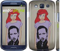 "Чехол на Samsung Galaxy S3 Duos I9300i Marilyn Manson ""815c-50"""