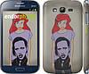 "Чехол на Samsung Galaxy Grand Duos I9082 Marilyn Manson ""815c-66"""