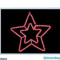 Светодиодное украшение мотив STAR IP44 DELUX